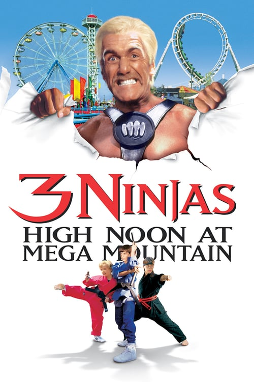 3 Ninjas: High Noon At Mega Mountain online