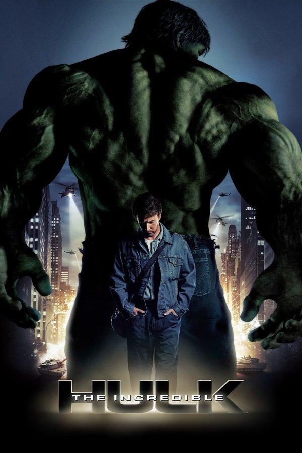 Neuvěřitelný Hulk online