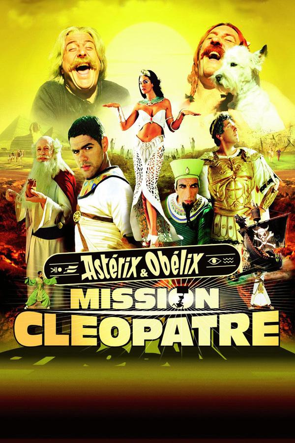 Asterix a Obelix: Mise Kleopatra - Tržby a návštěvnost