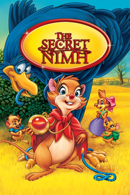 Tajemství NIMH 2 online