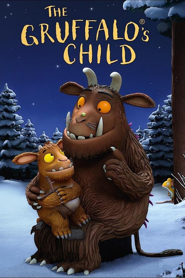 Gruffalovo dítě online