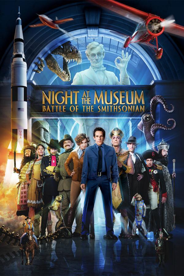Noc v muzeu 2 online