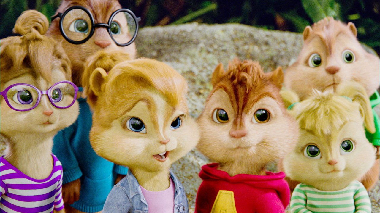Alvin a Chipmunkové 3 - Tržby a návštěvnost