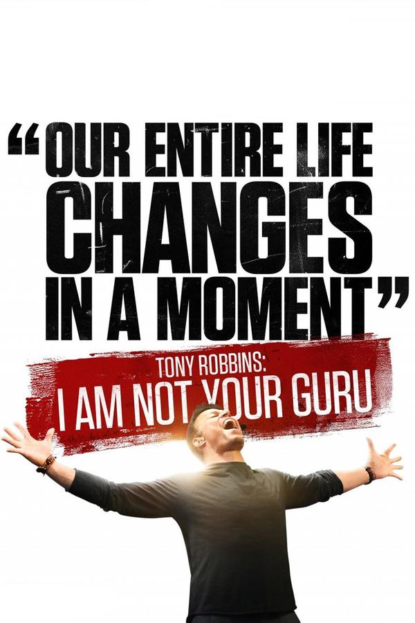 Tony Robbins: I Am Not Your Guru online