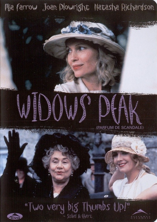 Vdovy z Widow's Peak - Tržby a návštěvnost