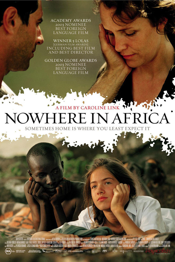 Nikde v Africe online
