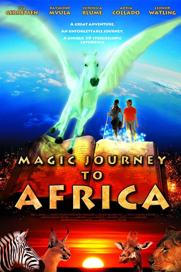 Kouzelná cesta do Afriky online