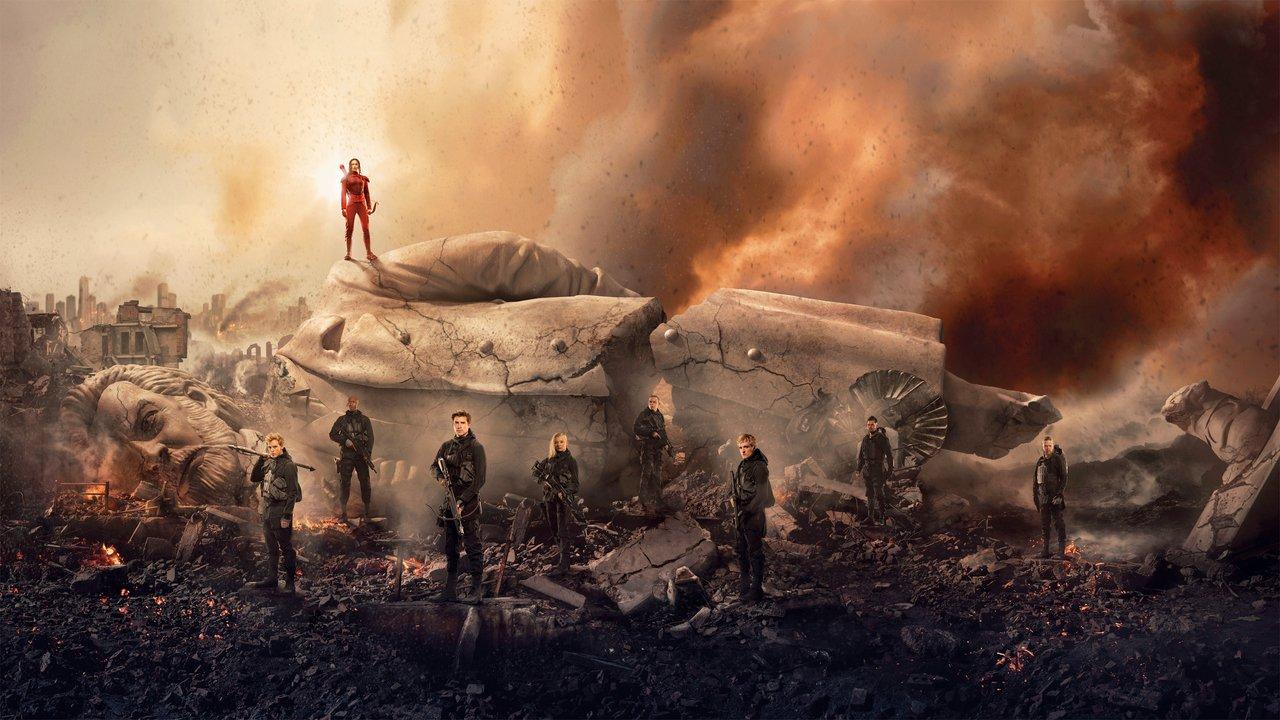 Hunger Games: Síla vzdoru 2.část online