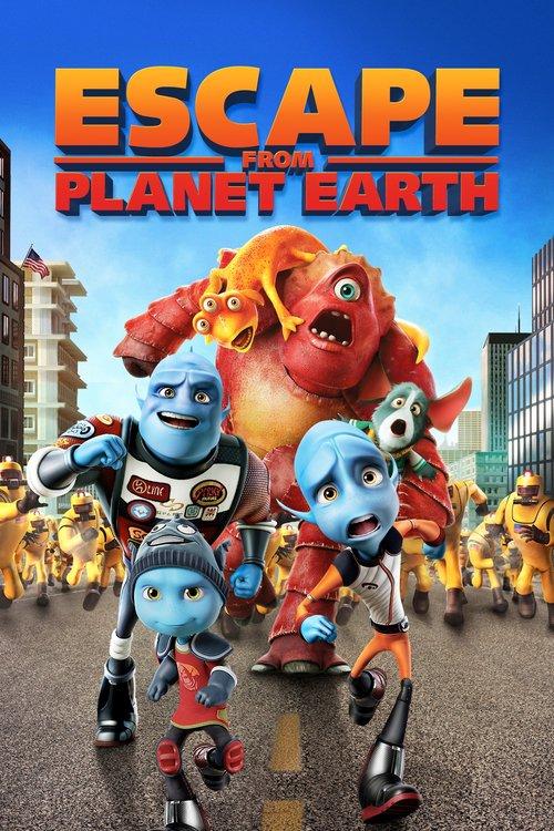 Útěk z planety Země online