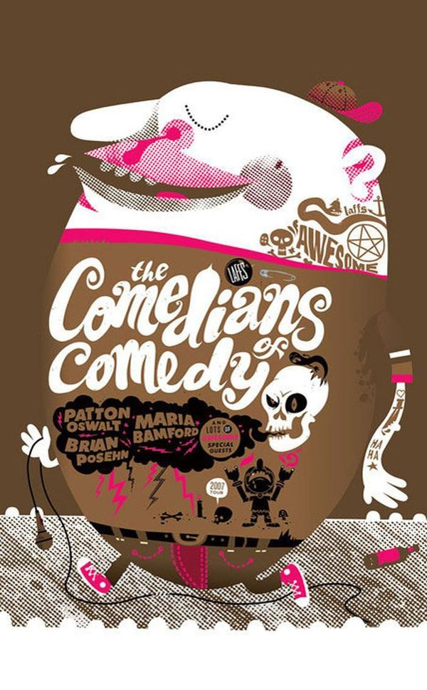 The Comedians of Comedy: The Movie online