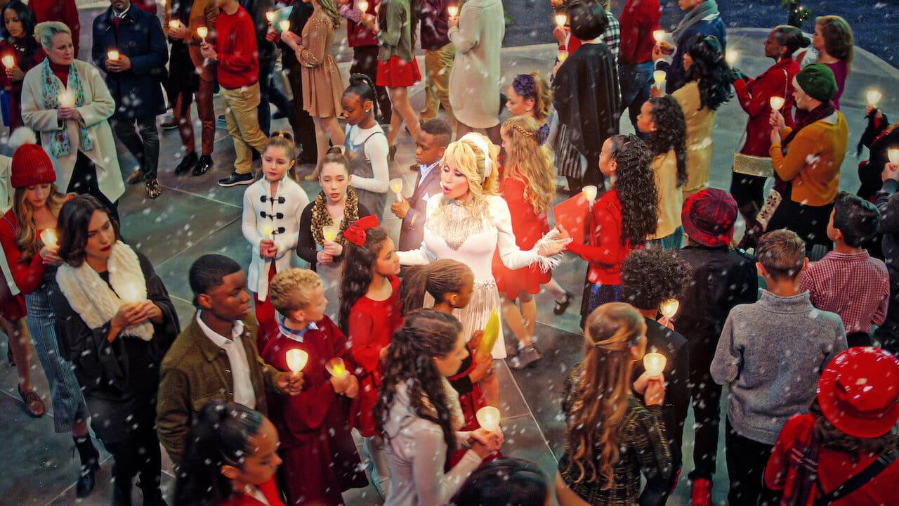 Svátky na návsi s Dolly Parton