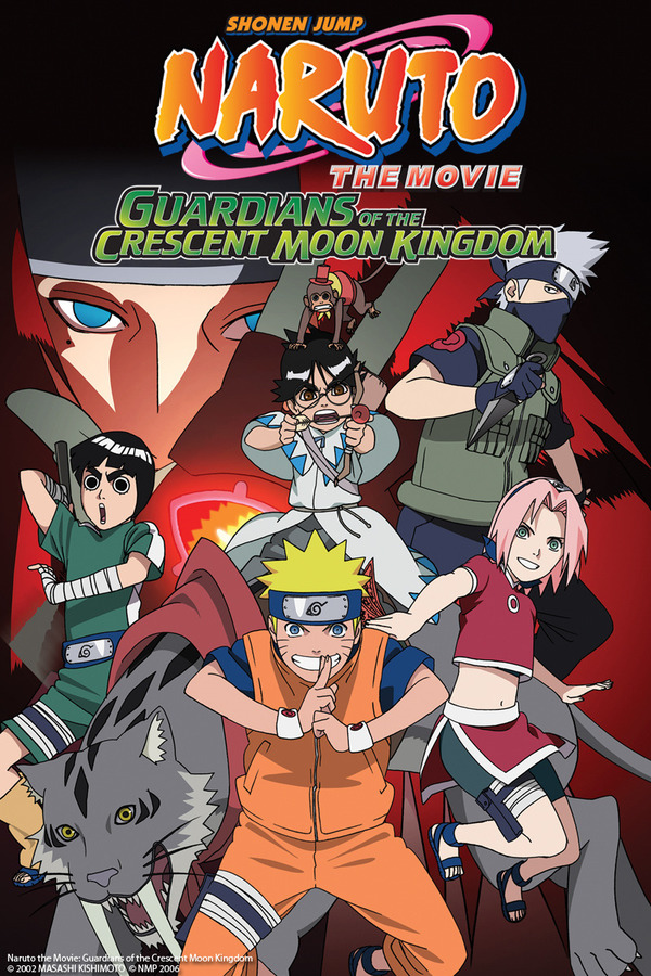 Naruto: The Movie -  Guardians of the Crescent Moon Kingdom online