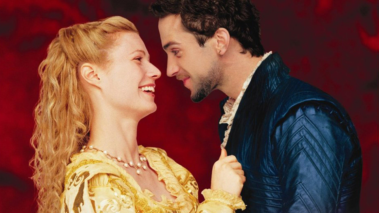 Zamilovaný Shakespeare online