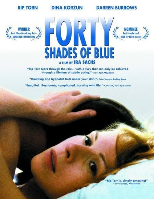 Forty Shades of Blue online