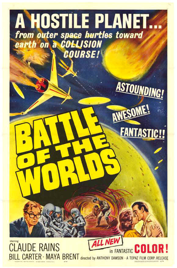 Battle Of The Worlds online