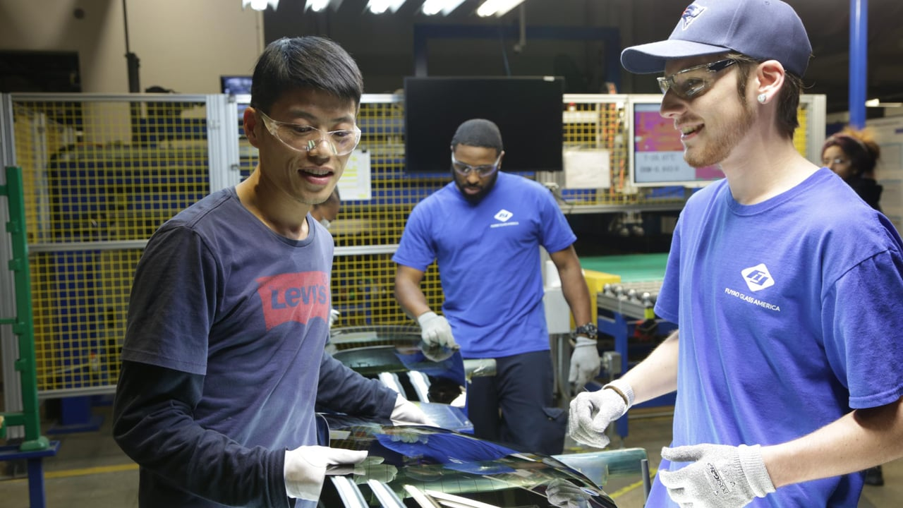 Americká fabrika
