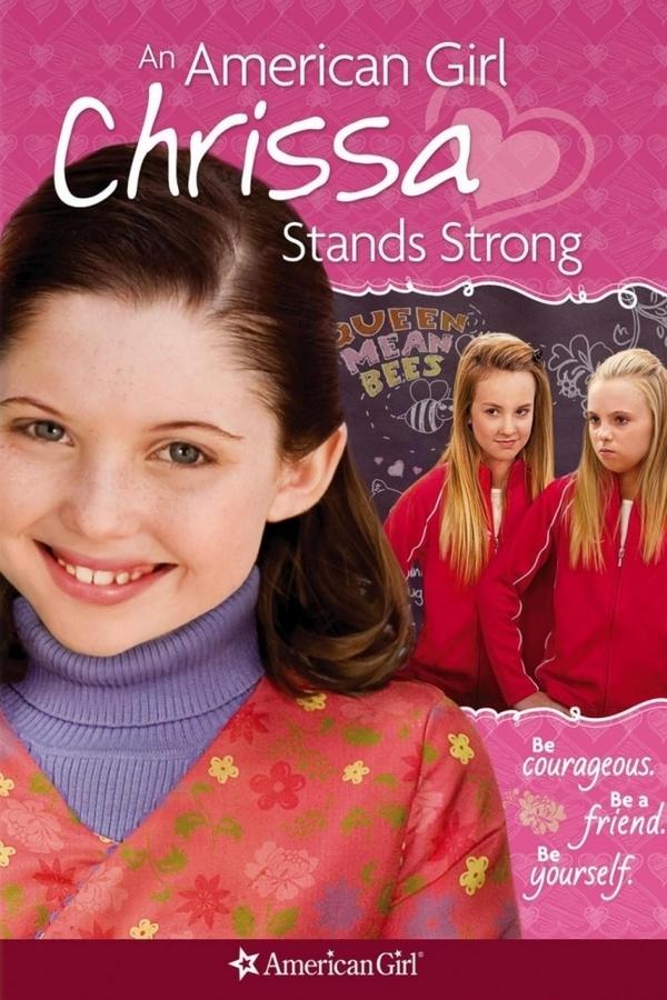 Americká děvčata: Odvážná Chrissa online