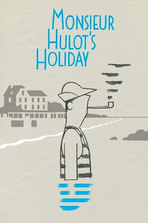 Prázdniny pana Hulota online
