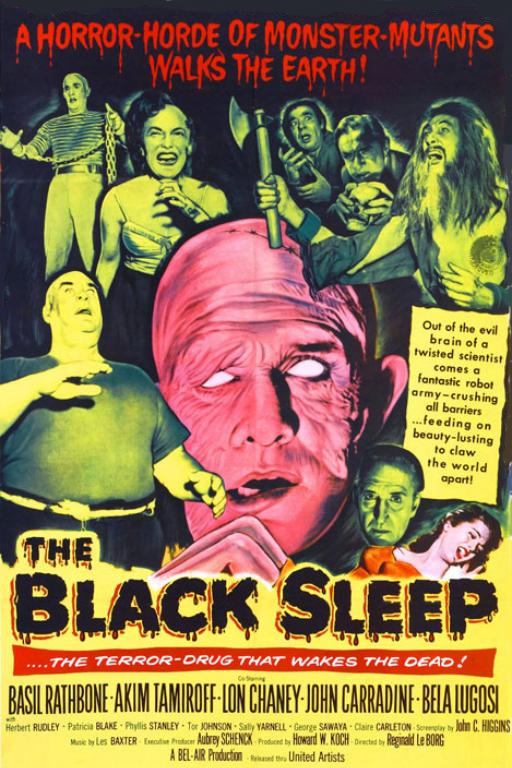 The Black Sleep online