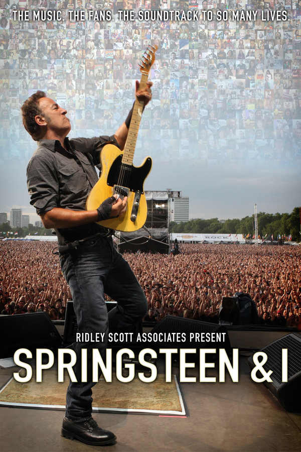 Springsteen & I online