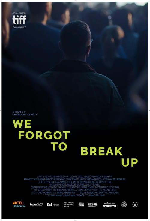 We Forgot to Break Up online