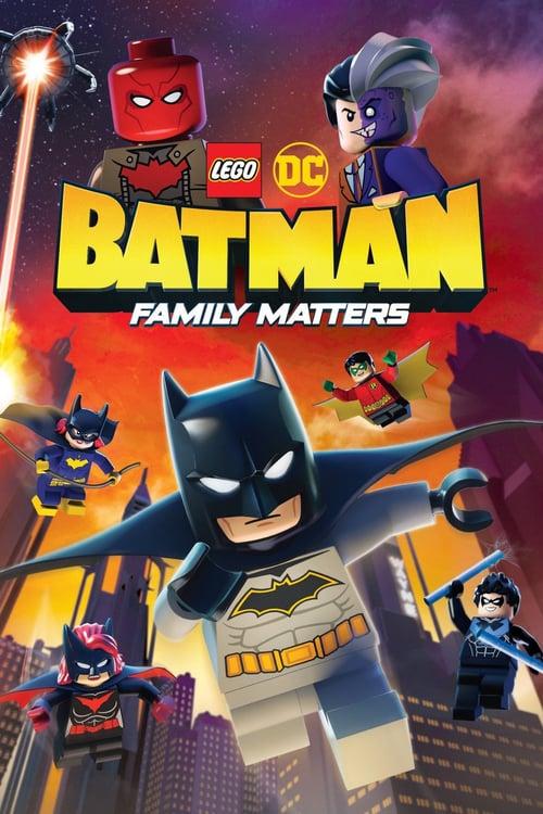 Lego DC Batman: Family Matters online