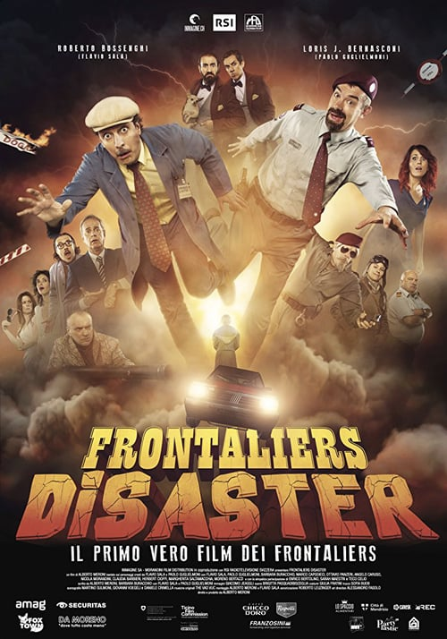 Frontaliers disaster online