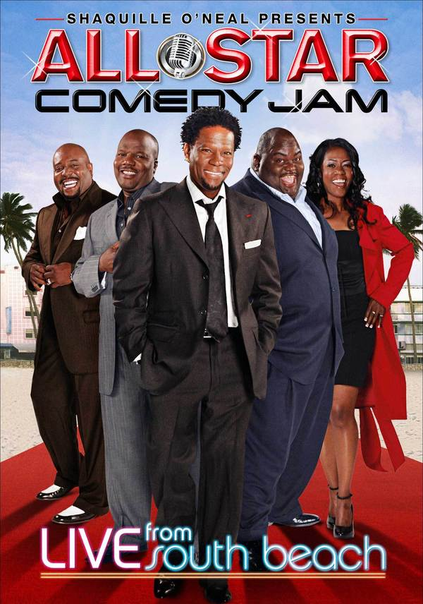 Shaquille O'Neal Presents: All Star Comedy Jam: Live from South Beach online
