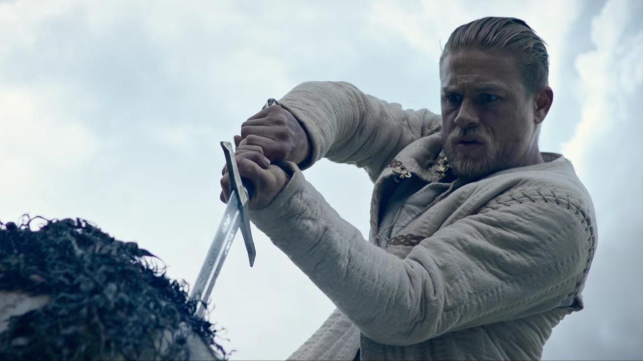 Král Artuš: Legenda o meči - Tržby a návštěvnost