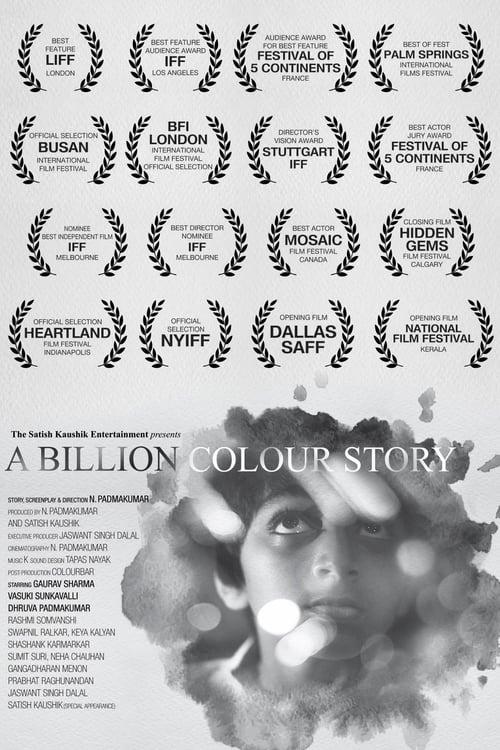 A Billion Colour Story online