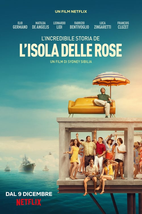 Rose Island online