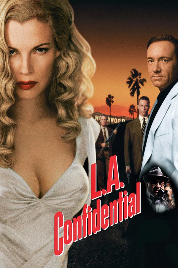 L. A. - Přísně tajné - Tržby a návštěvnost