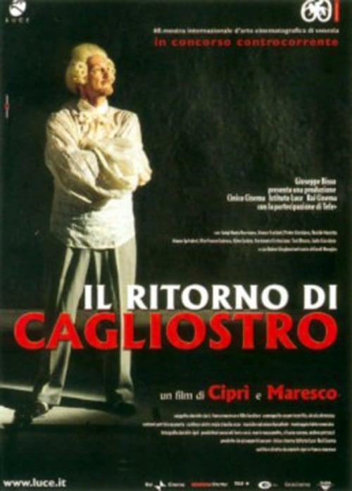 The Return of Cagliostro online