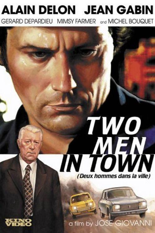 Dva muži ve městě online