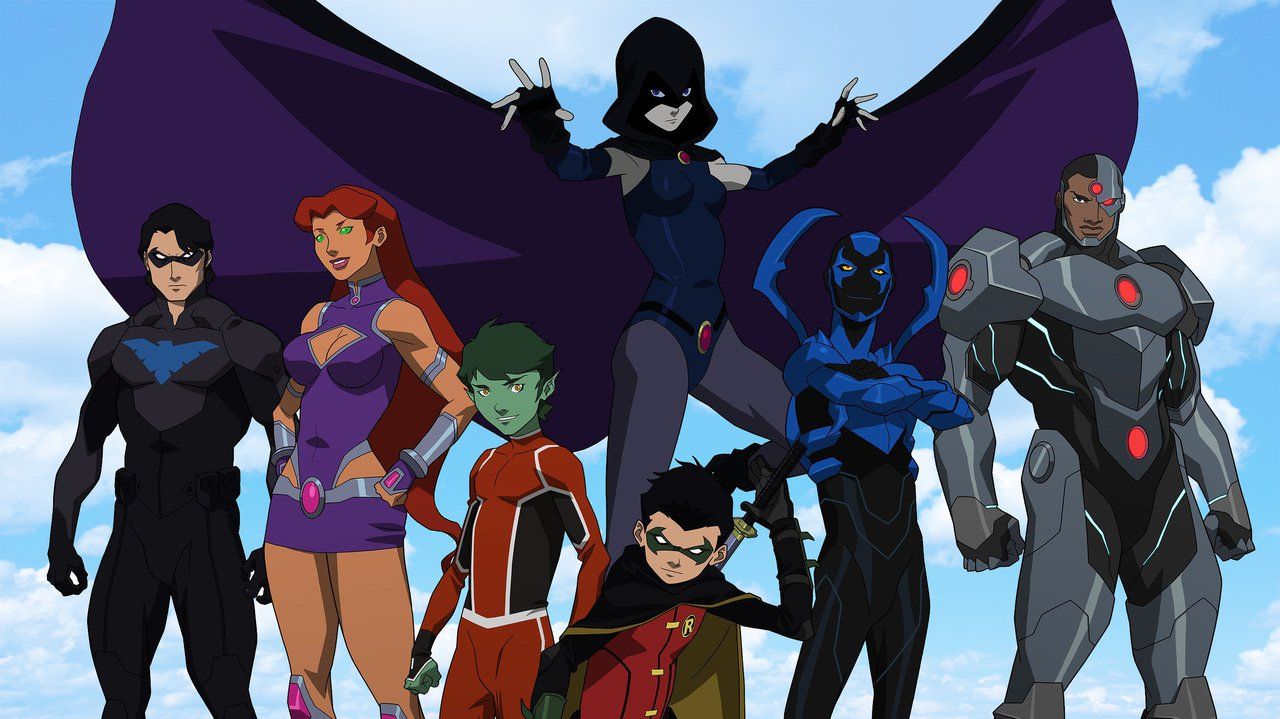 Justice League vs. Teen Titans online