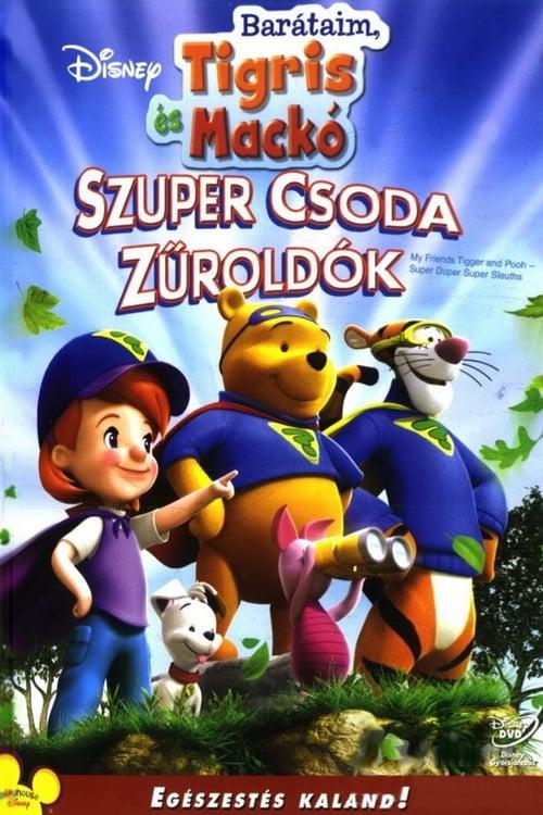 My Friends Tigger & Pooh: Super Duper Super Sleuths online