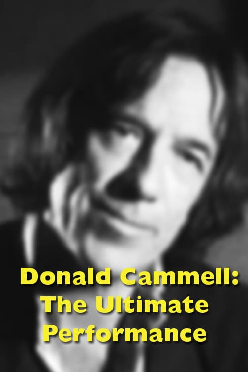 Donald Cammell: The Ultimate Performance online