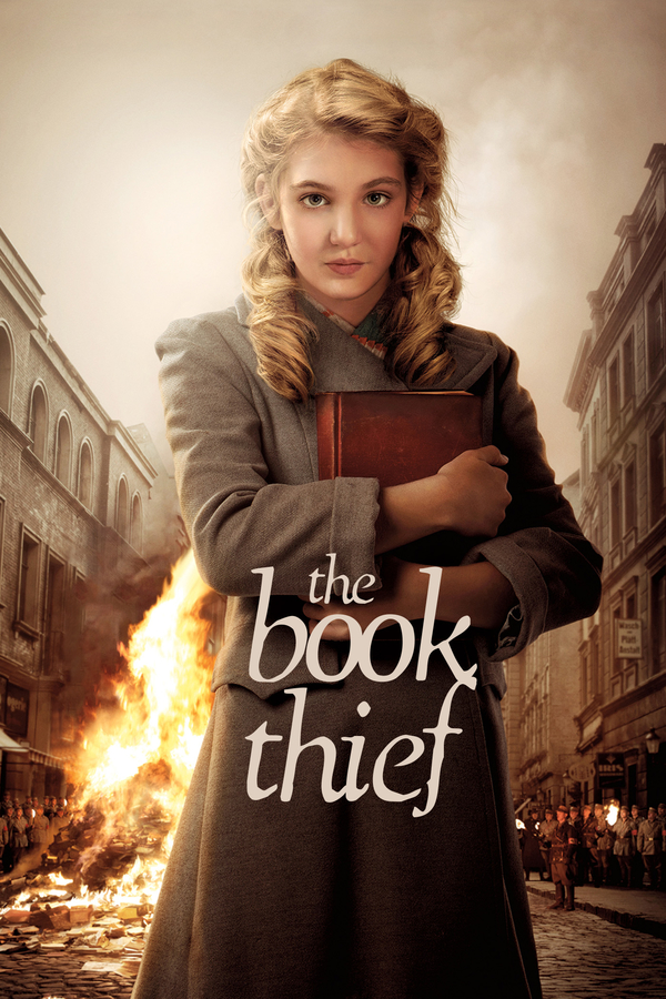Zlodějka knih online
