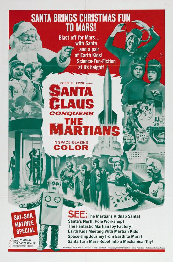 Santa Claus Conquers the Martians online