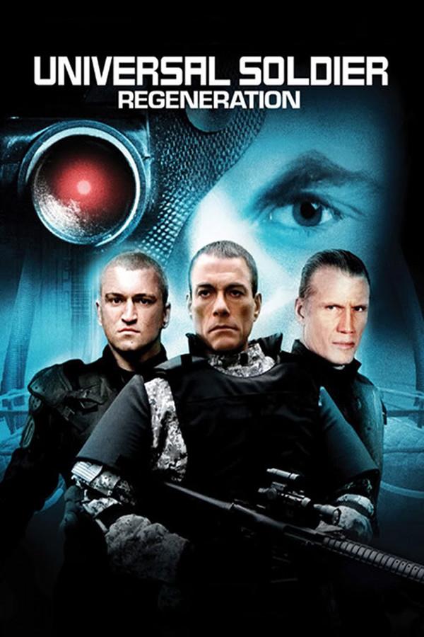 Universal Soldier: Regeneration online