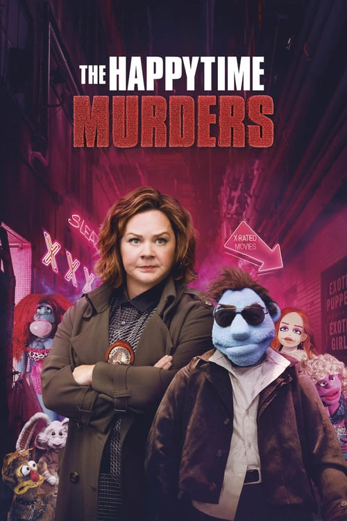 Hele Muppete, kdo tady vraždí? online