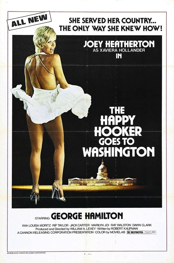 The Happy Hooker Goes to Washington online
