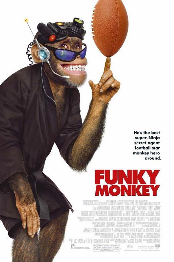 Opičí agent online