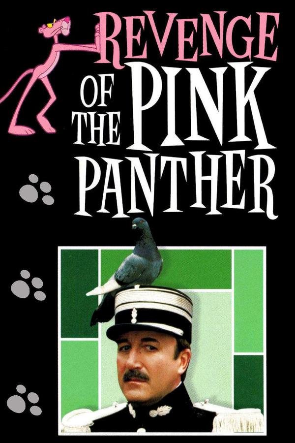Pomsta Růžového pantera online