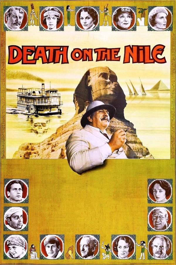 Smrt na Nilu online