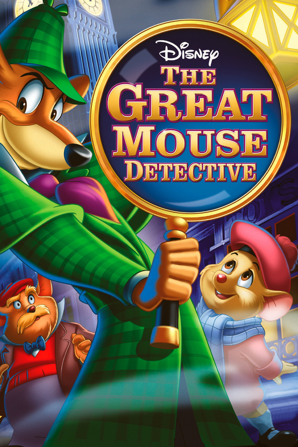 Slavný Myší Detektiv online