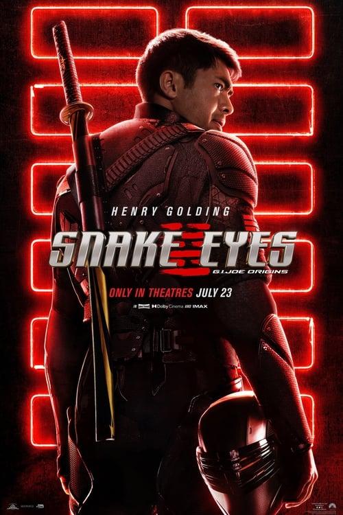 G. I. Joe: Snake Eyes online