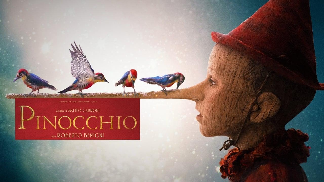 Pinocchio - Tržby a návštěvnost