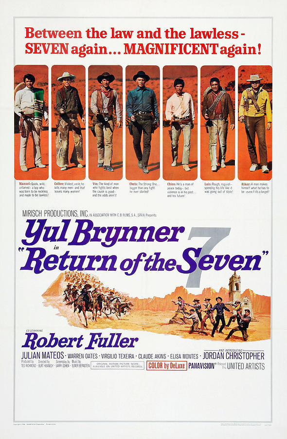 Return of the Seven online