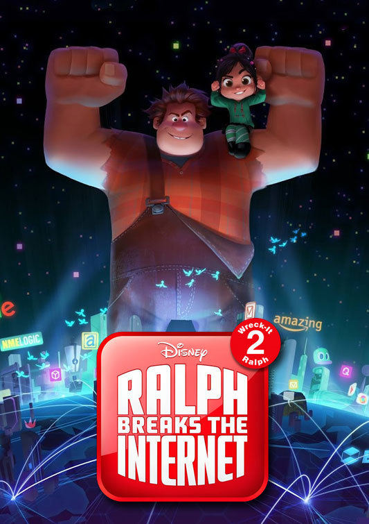 Ralph Breaks the Internet: Wreck-It Ralph 2 - Tržby a návštěvnost